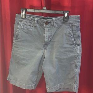 Grey American Eagle Shorts